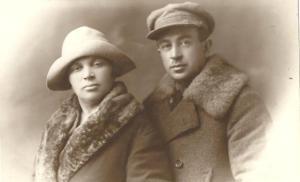 Jenny and husband